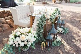Rustic Wedding Venues In Southern California Rustic Chic Outdoor Wedding At A Winery In Northern California
