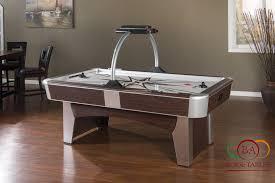 Air Hockey Table Dimensions by Air Hockey Table Air Hockey Tables Pool Tables Bapooltables Com