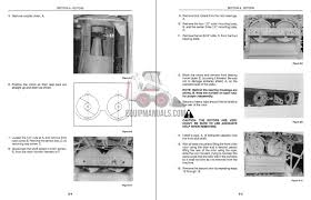 case ih 7100 7200 series magnum tractor service manual