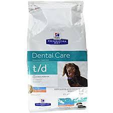 amazon com hill u0027s prescription diet t d dental health small