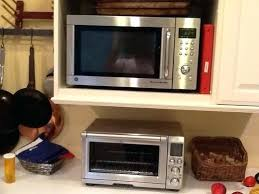 Microwave Toaster Combo Lg Lg Microwave Oven With Built In Toaster Built In Toaster Oven