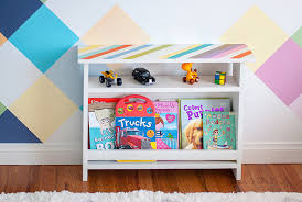 kids bedroom storage diy kids bedside table with book storage anika s diy life