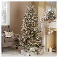 6ft christmas tree tesco direct 6ft christmas tree aspen flocked christmas trees