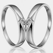 cincin cople jual barang unik murah dan menerima request an juga cincin