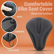 Comfortable Exercise Bike Most Comfortable Exercise Bike Seat Cushion Soft Gel Pad