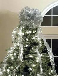 large lighted christmas bow large christmas tree toppers image result for luxury big wreath bow