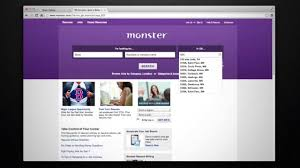 Monster Com Resume Search Using A Jobma Video Profile To Apply On Monster Com Youtube