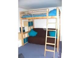 lit mezzanine avec bureau int r lit superpose ikea lit mezzanine simple simple lit personnes