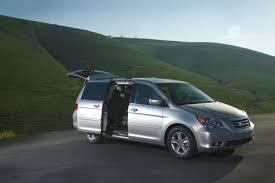 top five fuel efficient 2010 minivans