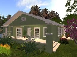 California Bungalow Second Life Marketplace California Bungalow Green One Of My
