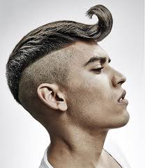 come over hairstyle a medium brown hairstyle from the mens london collection by the
