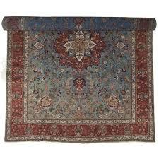 persiani antichi tappeto persiano antico annodato a mano con certificato
