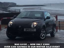 mito diesel used alfa romeo cars buy and sell in the uk and