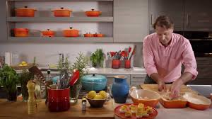 the le creuset technique series with michael ruhlman fried