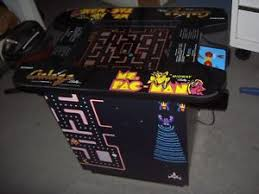 Table Top Arcade Games Cocktail Table Video Game Ebay