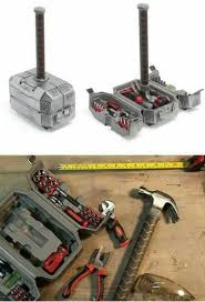 how cool thor s hammer i m not even a big thor fan marvel