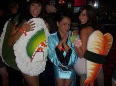 Halloween Sushi Costume Mei Bouchard Instagram U201chappy Early Halloween Studio 54 Party
