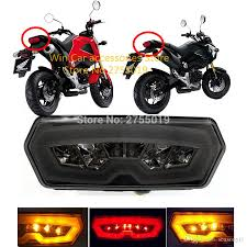 Cheap Tail Light Assembly Motorcycle Rear Tail Light Motocross Led Turn Signal Lamp Stop