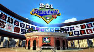 r b i baseball 14 title screen xbox 360 ps3 youtube