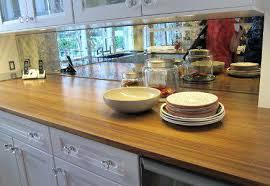mirror backsplash in kitchen mirror backsplash kitchen of the year butlers pantry smoked mirror