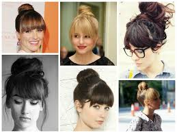 see what you would look like with different color hair are blunt bangs right for me hair world magazine