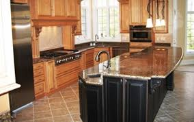 two tier kitchen island designs custom kitchen islands island designs ideas maryland md