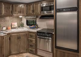 kz kitchen cabinet 2017 spree s322rl luxury lightweight travel trailer k z rv
