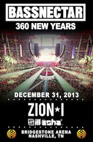 bassnectar nye poster bassnectar 2013 12 31 bassnectar 360 new year s in