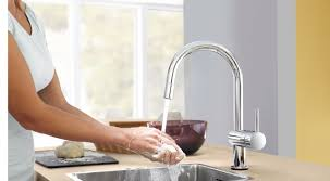 grohe k4 kitchen faucet grohe free kitchen faucet best faucets decoration