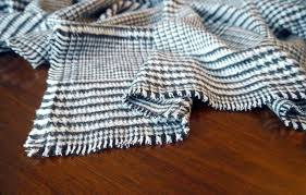 diy blanket diy blanket scarf how to make a fabric scarf other on cut out