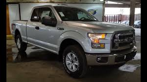 ford f150 supercab xlt 2017 silver ford f 150 4x4 supercab xlt review pg motors