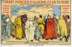 credit foncier siege social carte publicitaire 1920 pour le credit foncier d algerie et