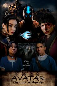 avatar airbender movie remake tony antwonio deviantart