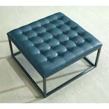 round leather tufted ottoman wonderful leather tufted ottoman coffee round tufted ottoman coffee