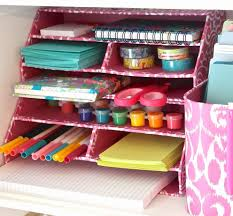 Diy Desk Organizer Ideas Easy Diy Desk Storage Ideas Modern Home Interior