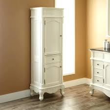 Bathroom Floor Storage Cabinets White Corner Linen Cabinet For Bathroom Corner Bathroom Vanity