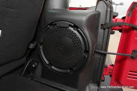 jeep wrangler maroon interior 2012 jeep wrangler rubicon interior subwoofer picture courtesy