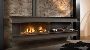 high efficiency fireplace interior design