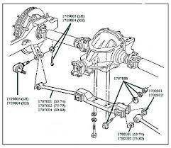 corvette rear suspension 1963 1974 corvette rear strut rod