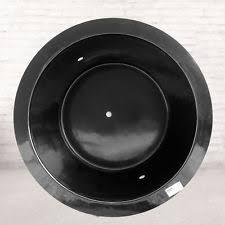 schwarze teichbecken u0026 folien aus gfk ebay
