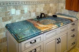 bathroom granite ideas decorative unique granite bathroom countertops color ideas h