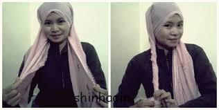 tutorial hijab turban ala april jasmine hijabers tutorial sakinah hijab tutorial