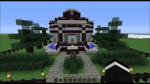 minecraft home design ep 33 round house youtube