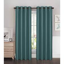 108 In Blackout Curtains by Amazon Com Window Elements Kim Faux Silk Extra Wide 108 X 96 In