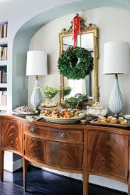 Decorating Ideas For Dining Room Table 100 Fresh Christmas Decorating Ideas Southern Living