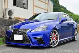 lexus is 250 body kit new v vision body kit clublexus lexus forum discussion