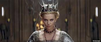 charlize theron snow white costumes