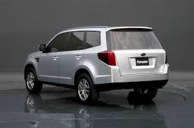 forester subaru 2009 2009 subaru forester prototypes see what the designers disapproved