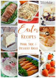 Easter Side Dishes Cake Foodie Rule