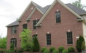 design your own brick house home deco plans